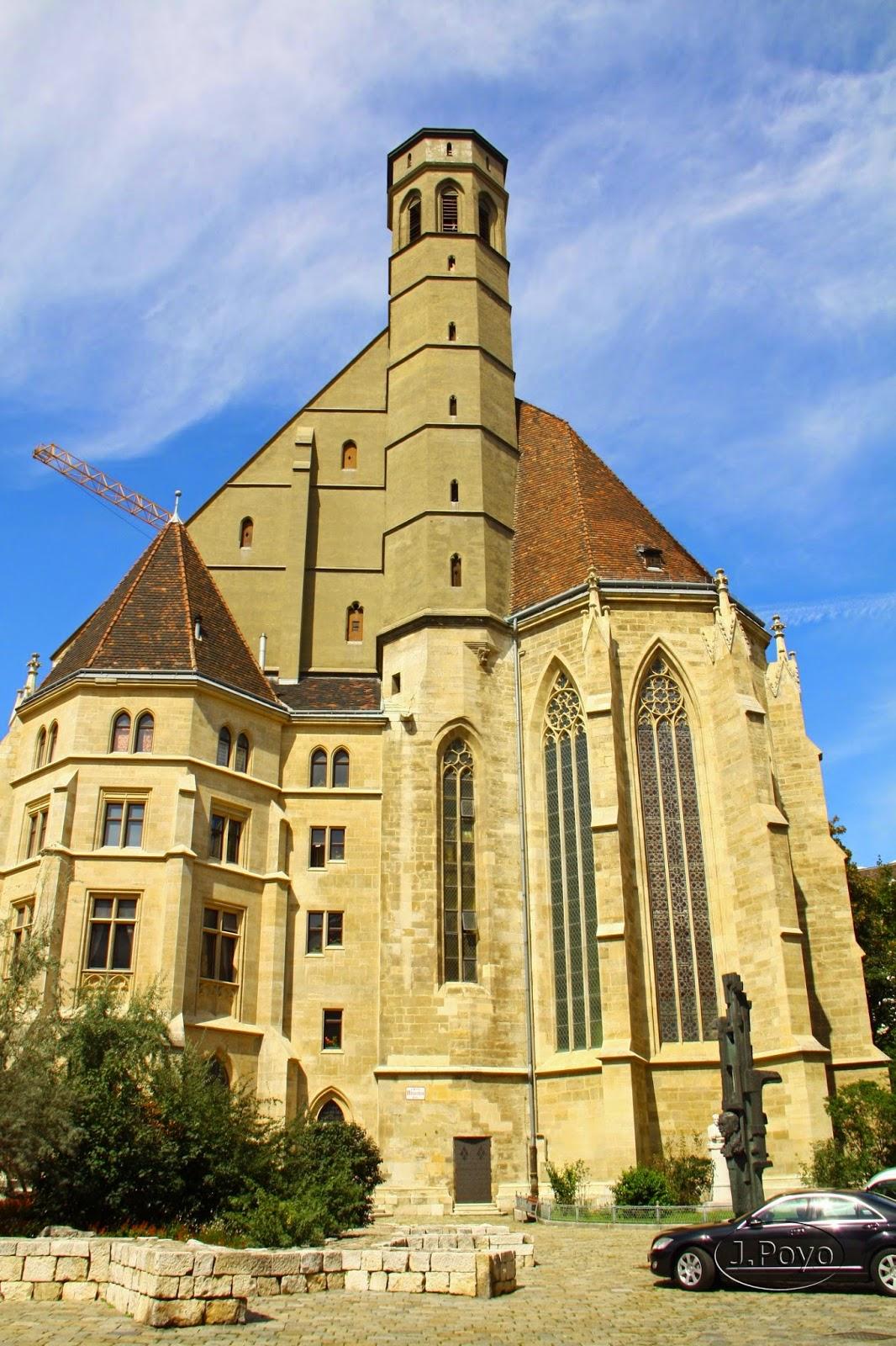 Minoritenkirche: Iglesia de Maria de las Nieves de Viena