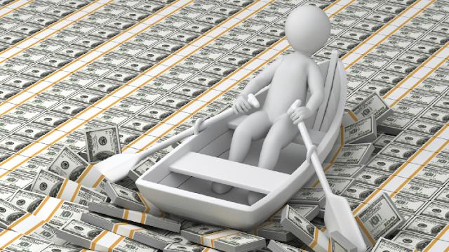 Resultado de imagem para rios de dinheiro