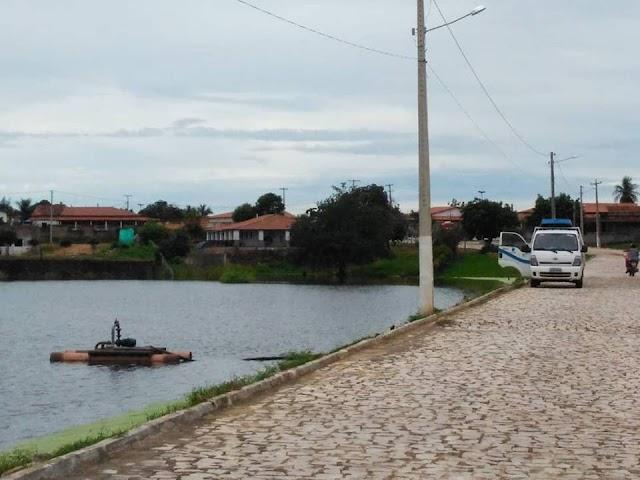 Caern confirma através de exames a qualidade da água do açude Tesoura de Francisco Dantas para consumo humano