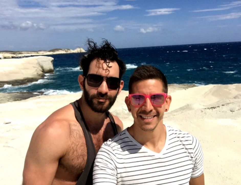 Gay vacation tour package in greece