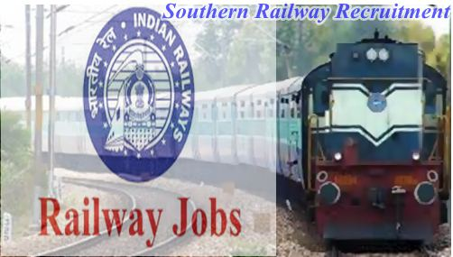railway job