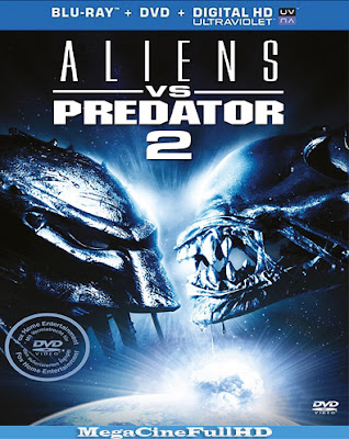 Alien vs. Predator 2 Full HD 1080P Latino