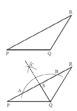 Gambar Garis Bagi : gambar, garis, Matematika, Rumah, Kita:, MELUKIS, GARIS-GARIS, ISTIMEWA, SEGITIGA