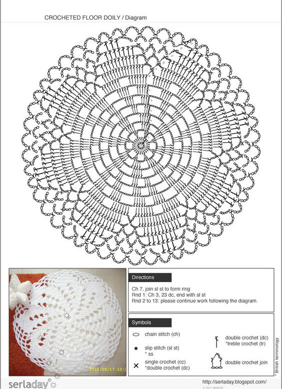 Mandalas y atrapasueños de crochet - Handbox Craft Lovers ...