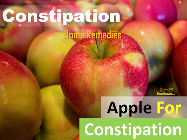 Apple for Constipation, Are Apples good for constipation, how to use Apples for constipation, How To Get Rid Of Constipation, Home Remedies For Constipation, Constipation Treatment, Constipation Relief, Constipation Home Remedies,