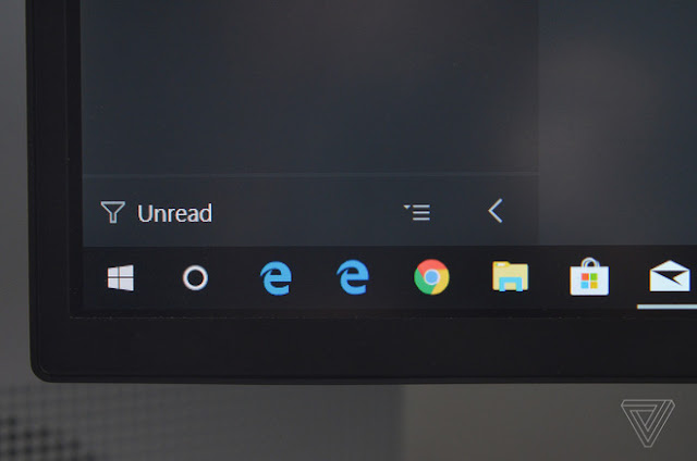 microsoft, Microsoft Edge, Rất có thể phiên bản mới của trình duyệt Edge mới sẽ thay thế phiên bản cũ và trở thành trình duyệt mặc định trên các phiên bản Windows sau này