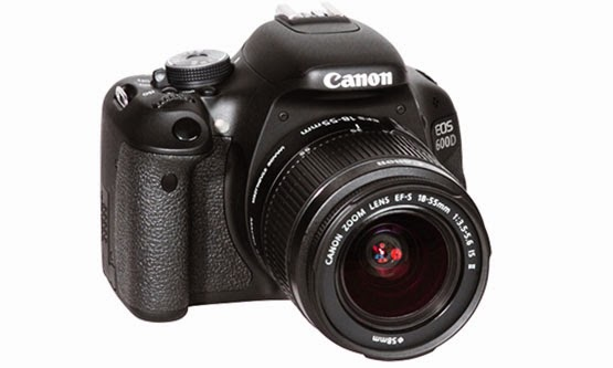 Daftar Harga Kamera Digital SLR Canon EOS 600D Terbaru dan Lengkap Spesifikasi