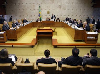 Sessões do Supremo Tribunal Federal na TV alongam votos de ministros