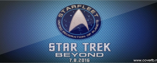 Star Trek Beyond Movie Facebook Cover