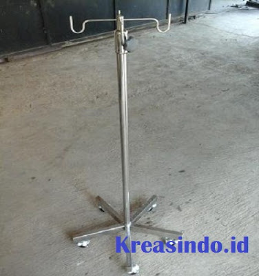 Harga Tiang Infus Stainless