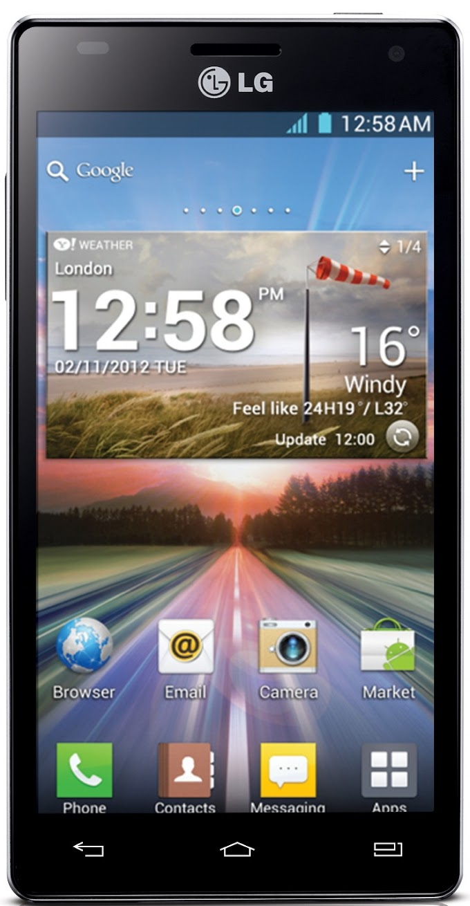 LG Optimus 4X HD receives Android 4.1 Jelly Bean software update