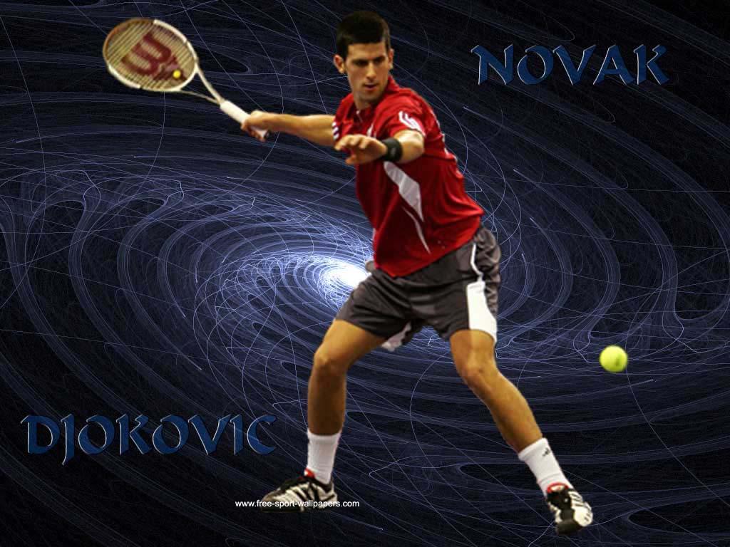 FULL OF SPORTS: Novak Djokovic