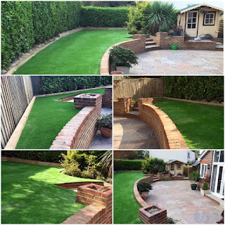 Artificial grass installation Ashtead Surrey