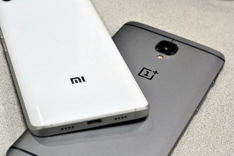 Perbandingan Xiaomi Mi5 vs. OnePlus 3
