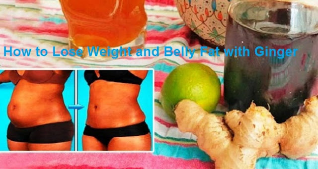 How to Lose Weight and Belly Fat with Ginger (Research Based)