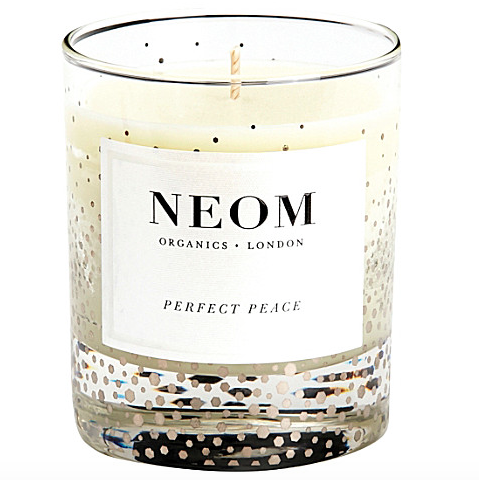 neom, christmas candles, candles, beauty blogger, christmas, shopping, jo malone london, gift guide, present ideas