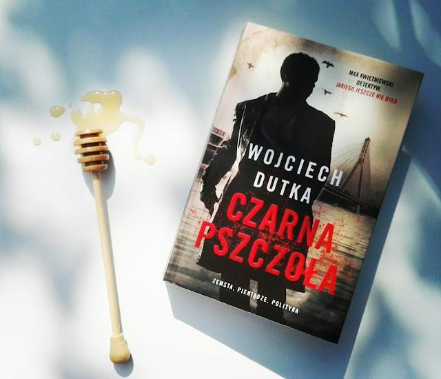 """""""Czarna pszczoła"""" - Wojciech Dutka"""