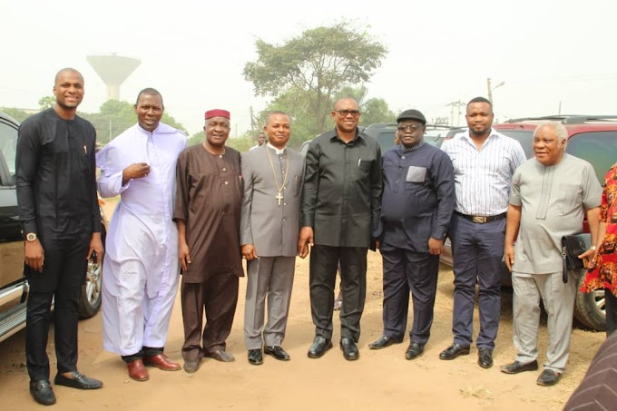 Anyaso, Obi meets with CAN leadership, charts wayforward