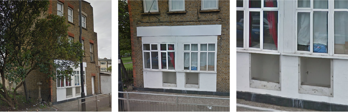 How is this allowed to happen? I have tried googling for other images of  the old shop but the only pics I can find are my own – there must be some  ...