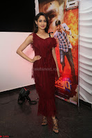 Pragya Jaiswal in Stunnign Deep neck Designer Maroon Dress at Nakshatram music launch ~ CelebesNext Celebrities Galleries 036.JPG