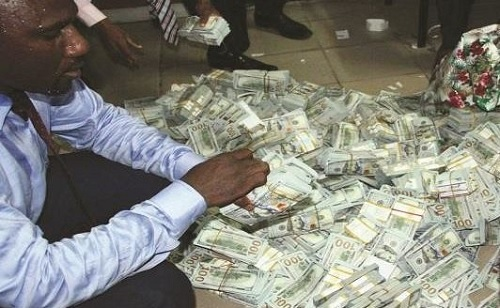 $50m IKOYI BILLIONS: FG In Cover Up  Mess As NIA Claims Ownership