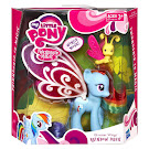 My Little Pony Glimmer Wings Rainbow Dash Brushable Pony
