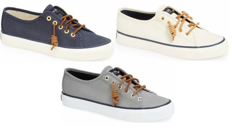 Sperry Seacoast Sneakers for only $46 (reg $60) + free shipping (and returns)!