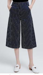 Pantalones Capri, Verano