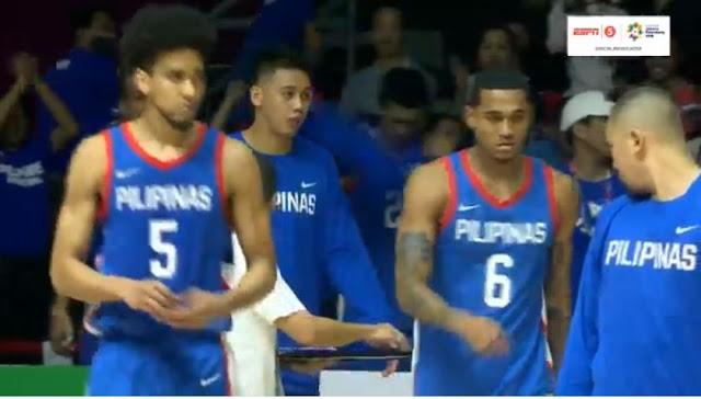 Live Streaming List: Philippines vs South Korea 2018 ASIAD Basketball Men