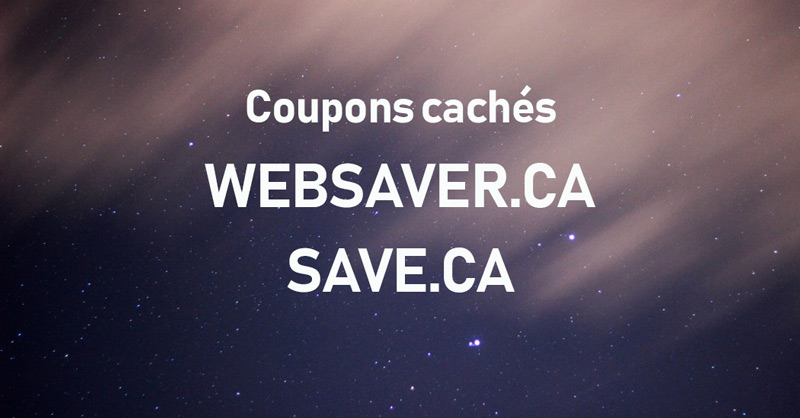 Websaver coupons caches