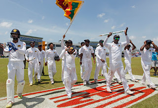 Sri Lanka register historic series win against Australia