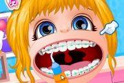 لعبة طبيب اسنان بنات