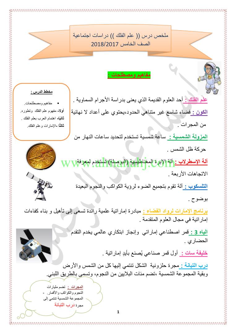 حل كتاب الطالب اجتماعيات للصف الخامس ف2
