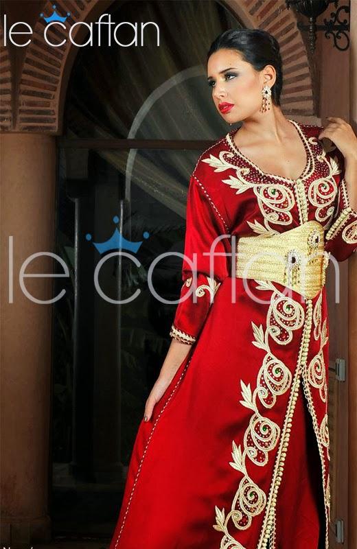 LE CAFTAN 2014   2013   Boutique de vente caftan marocain  Caftan ... 027543d08ca