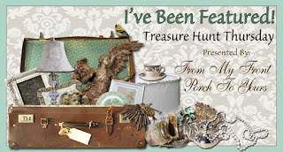 Treasure Hunt Thursday weekly blog link up party- From My Front Porch To Yours
