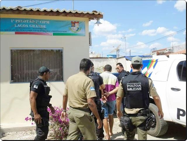 CASO BEATRIZ: HOMEM DETIDO E SUBMETIDO A EXAME ESTAVA PRESO NO DIA DO ASSASSINATO DA CRIANÇA