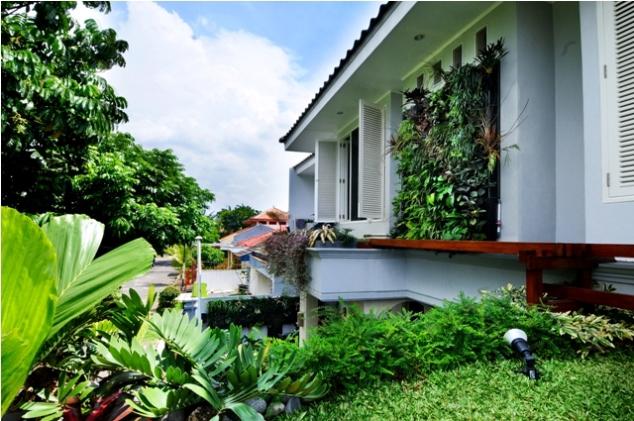 12 Taman Roof Garden di Atap Rumah Yang Inspiratif