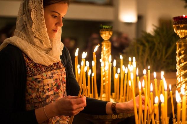 Wanita Kristen Ortodox, Ortodox Christian, East Ortodox, Armenian Ortodox
