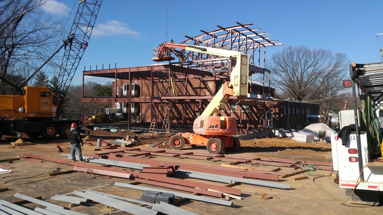 The Siena School 39 S New Building Update We 39 Re Beaming