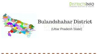 Bulandshahar district