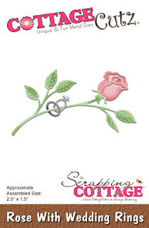 http://www.scrappingcottage.com/cottagecutzrosewithweddingrings.aspx