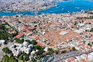 İstanbul historical peninsula