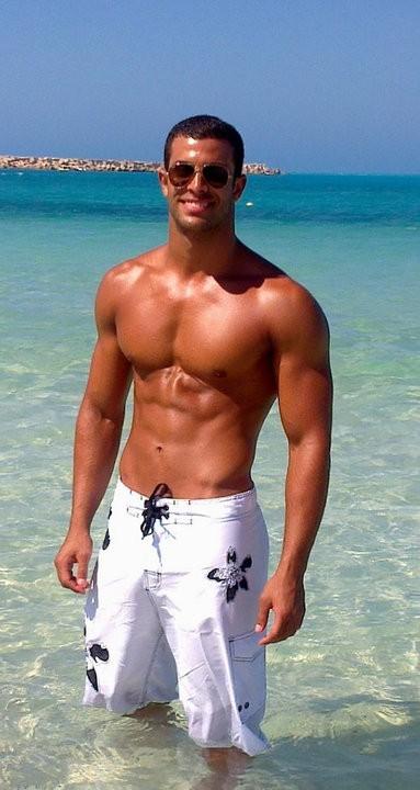 sUKA jALAN: Tarek Naguib - Mister World Egypt 2010