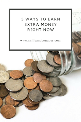 Tips for earning extra money