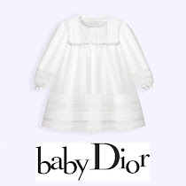 DIOR Cotton Voile Dress