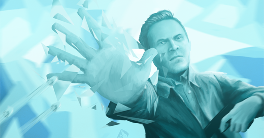 20th April 2016 <br> Community Spotlight: Goblinight's Quantum Break Fan Art ~ The Sudden Stop