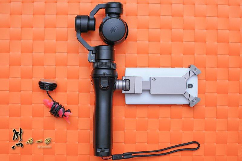 [立體收音麥克風開箱測試] AT9902鐵三角領夾式立體麥克風~For DJI Osmo4K攝影