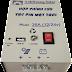 Bộ chỉnh lưu sạc pin mặt trời 360w , 30A (12/24v)