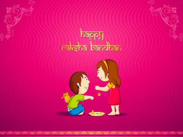 Happy Raksha Bandhan 2017 Wallpapers