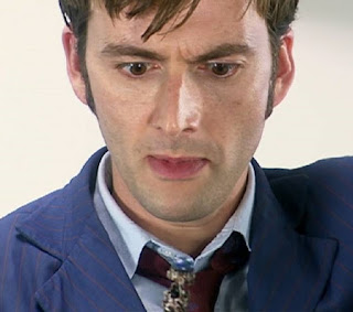 10th Doctor blue suit lapels